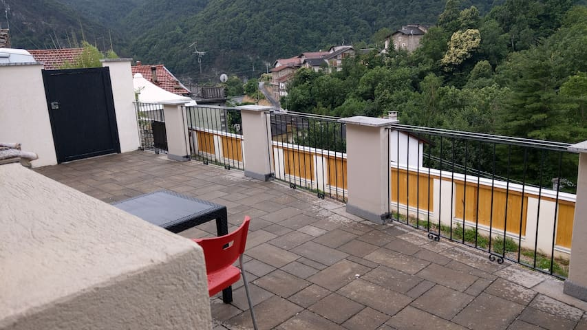 "vallemaira. house ""SOLE  "" 2/6  POSTI LETTO"