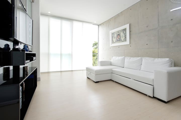 EXCLUSIVO APARTAESTUDIO AMOBLADO - Cali - Appartement