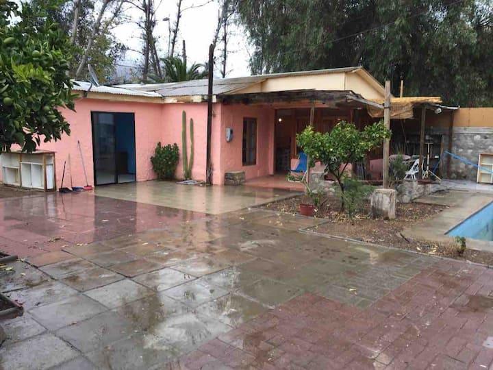 Casa en Diaguitas, Valle del Elqui