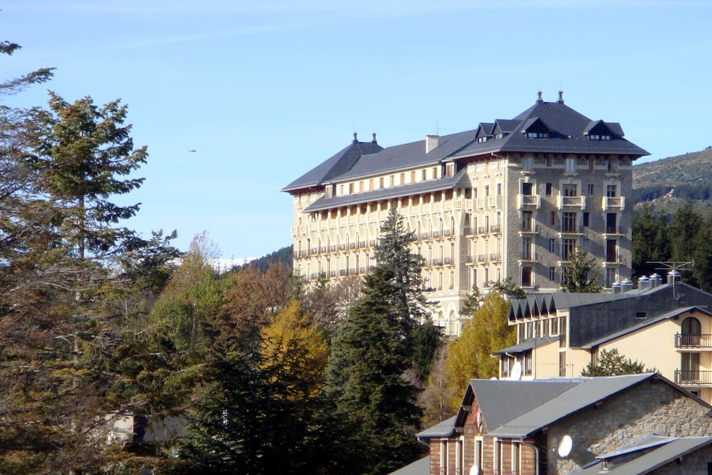 Font romeu super appartement plein sud apartments for for Appart hotel france sud