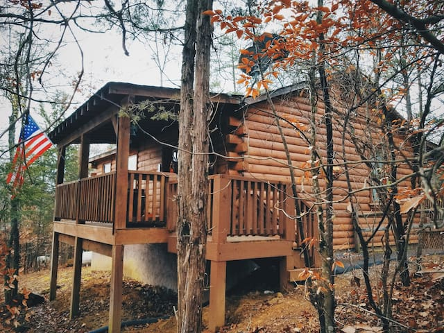 Wildberry Lodge in the Great Smoky Mountains