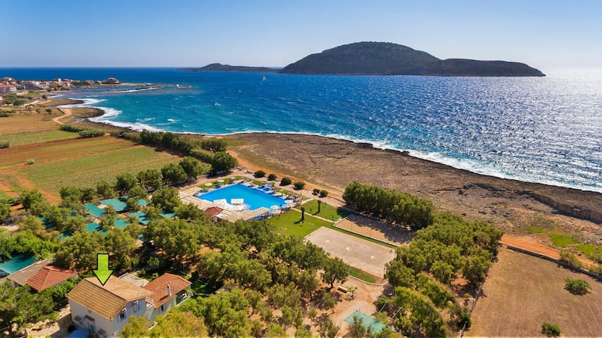 Elias house, sea, nature & relax