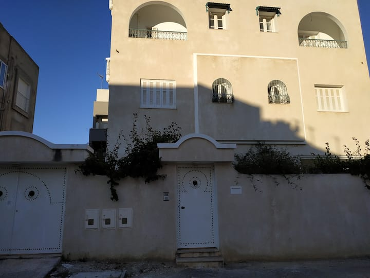 Etage de Villa, Mrezga Hammamet Nord