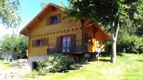 chalet traditionnel 1-10 personnes
