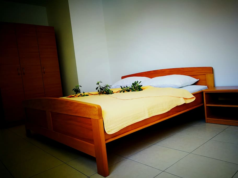 Spavaća soba apartmana Katarina