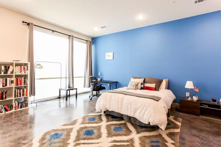 New Studio in Central Austin - Austin - Apartament