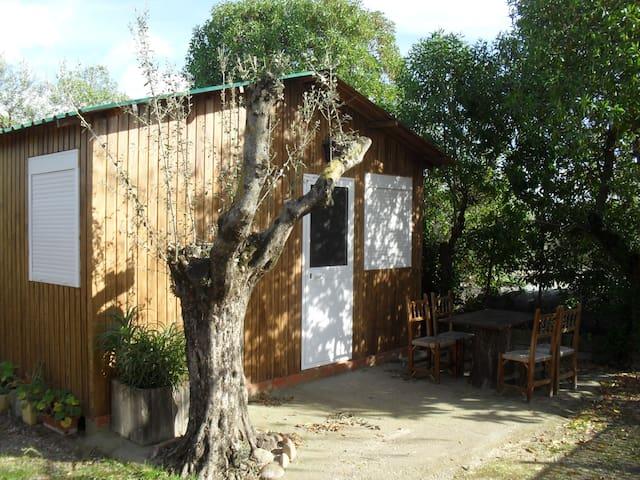 Bungalows  zona rural en el corazón  de Andalucía. - La Guijarrosa