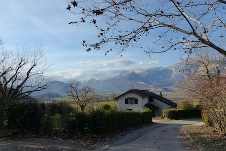 In the countryside near Grenoble. - Champagnier - 独立屋