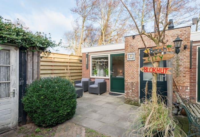 Studio de Blokhut - Egmond aan Den Hoef - Kisház