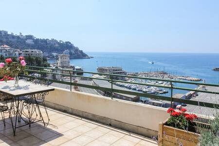 Sea Front Terrace Penthouse ~ Nice - Nice