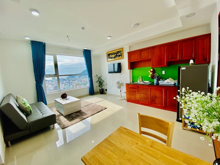 A21 Apartment Goldsea Vung Tau Close to Back Beach