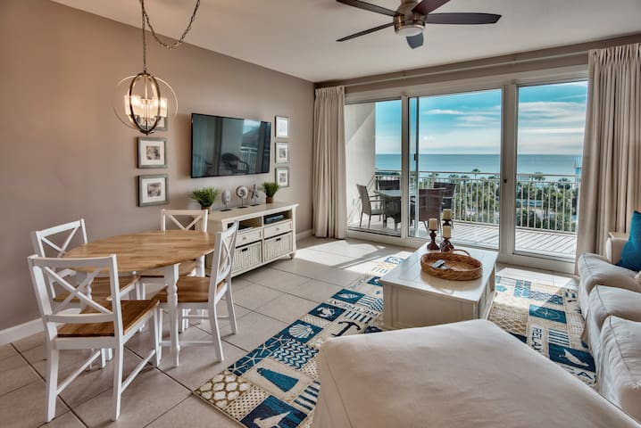 Serenity Place~Sterling Shores 5th Floor~Gulf View