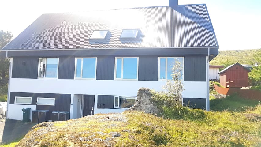 Tórshavn Apartment - In the Center A, Rental Type