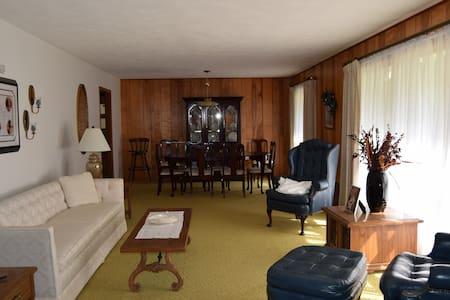 Ross's Retreat - Butler - Casa