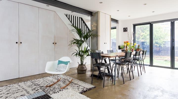 Design Led Boutique Hotel Style Brixton House