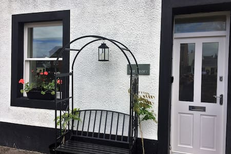 The Croft, Lakeland Riverside Cottage