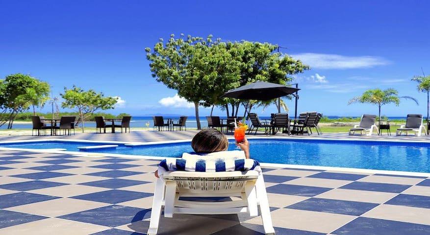 2 Bedroom Beachfront Villas