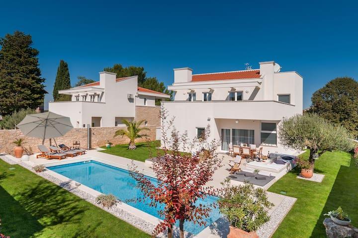 Villa White, Rovinj, Spa zone, Pool