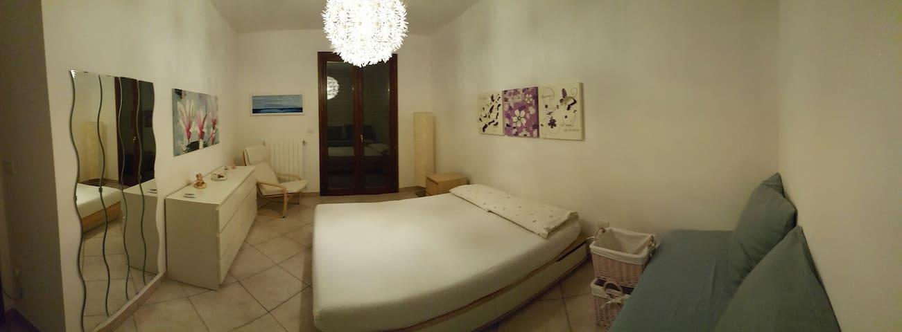 Tripla con balcone - San Cesario di Lecce - Wohnung