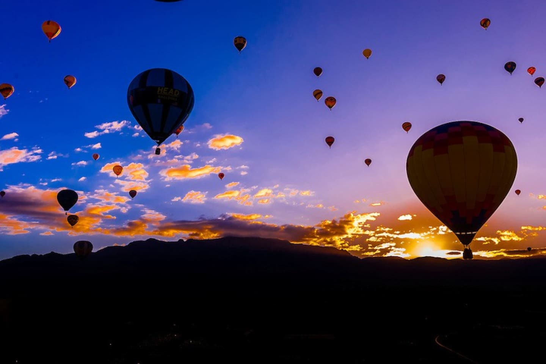 Albuquerque, New Mexico Sunsets