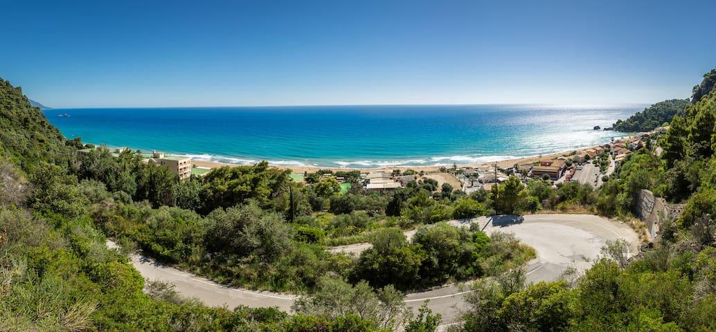 Glyfada Sea View apartment 137 Menigos  resort