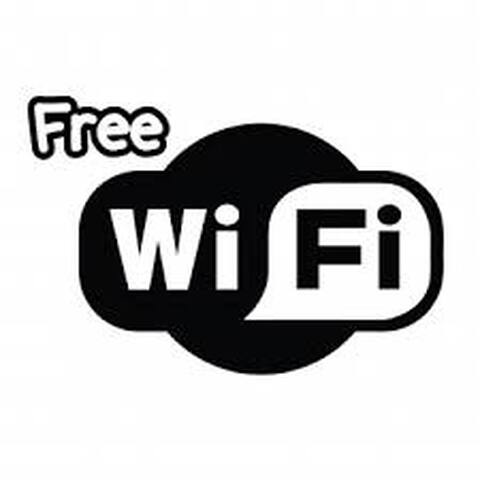 Free fast Wi-Fi is provided as there is very limited mobile network coverage on site.