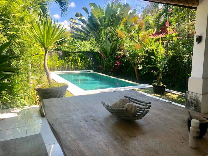 Private 2BR Villa & Pool - Isolated and Sanitized