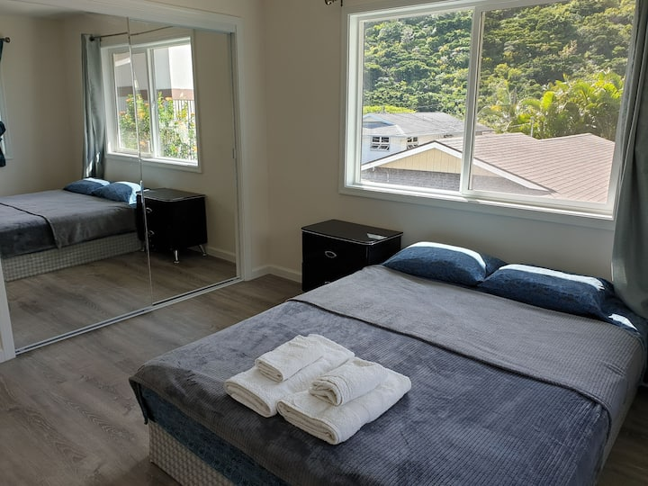Downtown private 1bathr 1bedr 1parking withac wifi