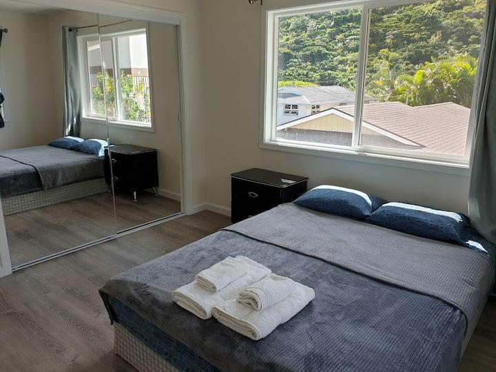 private 1bedr 1bathr new house,share livingroom