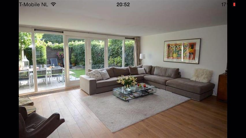 Comfortable family house, near beach and Amsterdam - Muiderberg - Dom