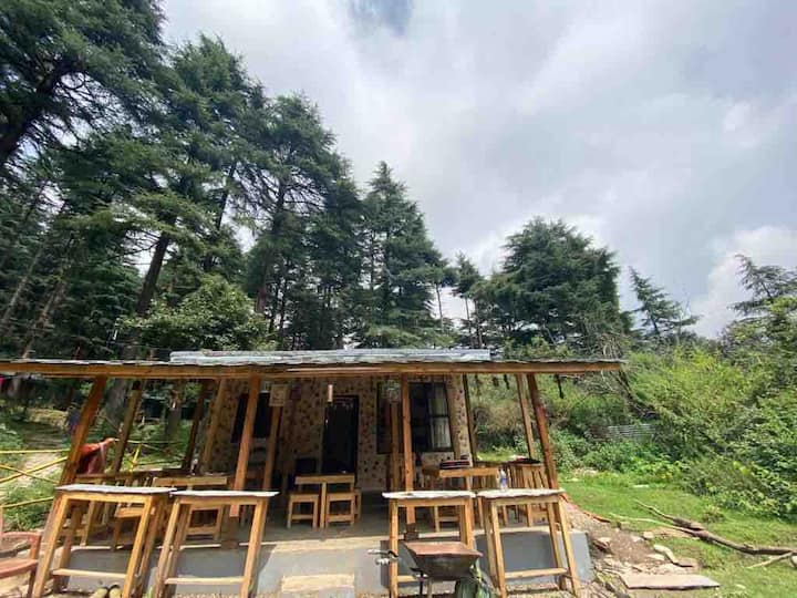 Triund View Homestay ( Super Deluxe Rooms)