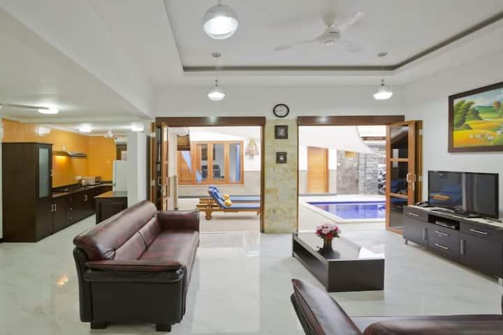 Villa harmony sanur 1 superior room
