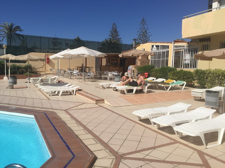 Great apartment next to Yumbo with swimming pools