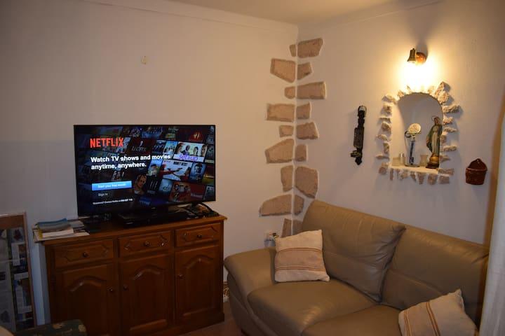 TV Smart LED 4K Ultra HD 43''