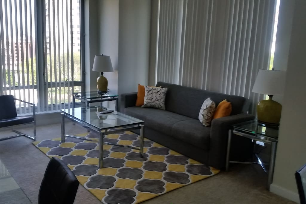 Luxury Furnished 2 Bedroom West End Apartment