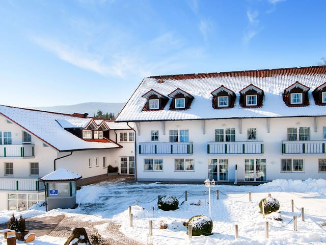 40 m² apartment Resort in Kollnburg/St.Englmar