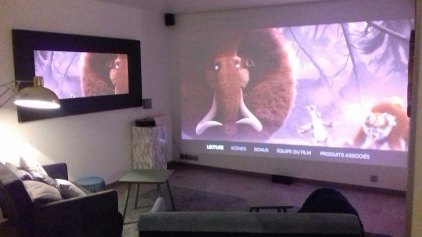 Home Cinema DISNEYLAND PARIS