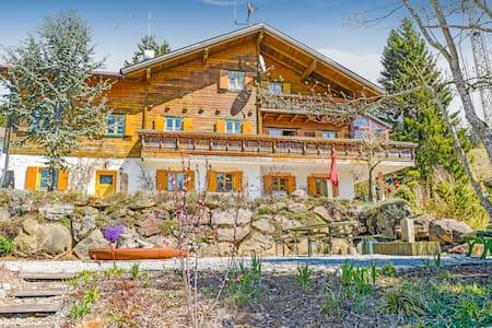 Appartement confortable à Schwarzenberg im Böhmerwald près du domaine skiable