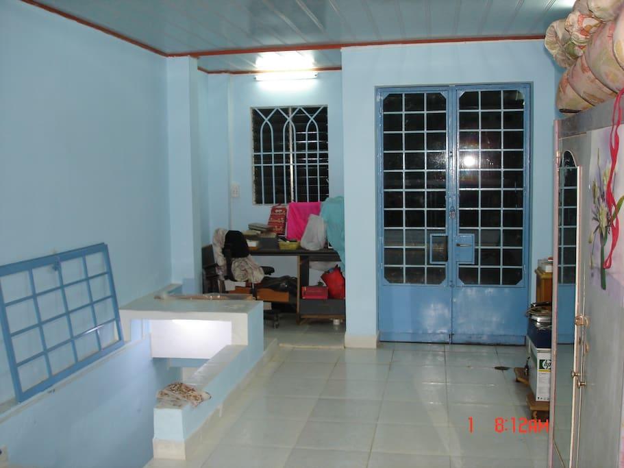 a inner room on the 1st Floor