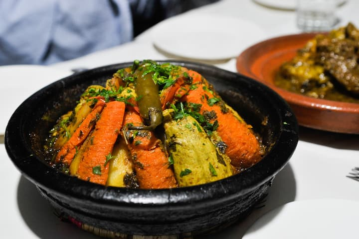 Veggies Tagine