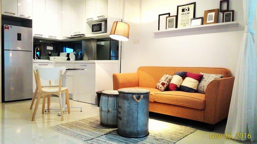 #23B Summer Suites Home in Paris - Kuala Lumpur - Apartment
