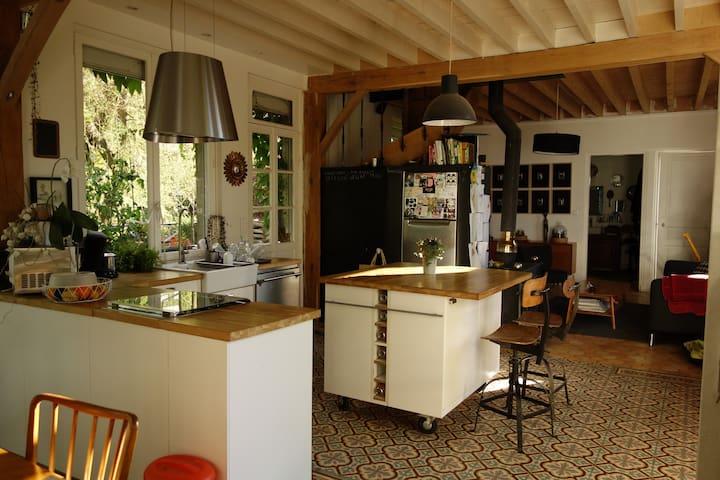 Une maison à la campagne - Contay - Huis