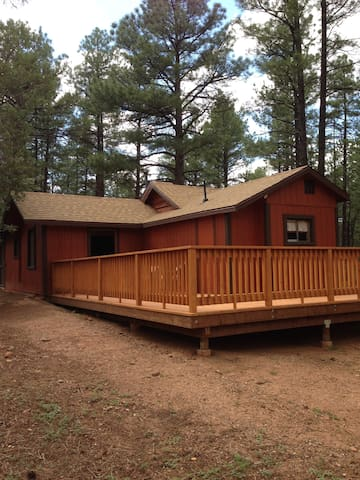 Wild Saddle Ranch Cabin Getaway - Show Low - Cabin