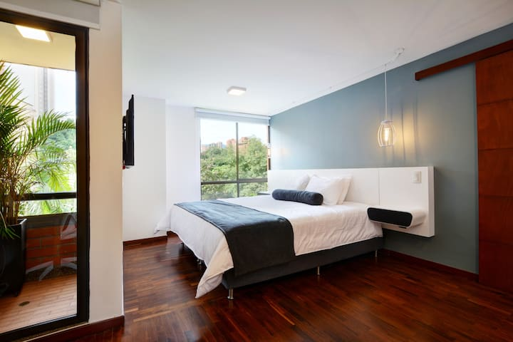 ➪NEW 1BR KING BED, FAST INTERNET✅PROVENZA★