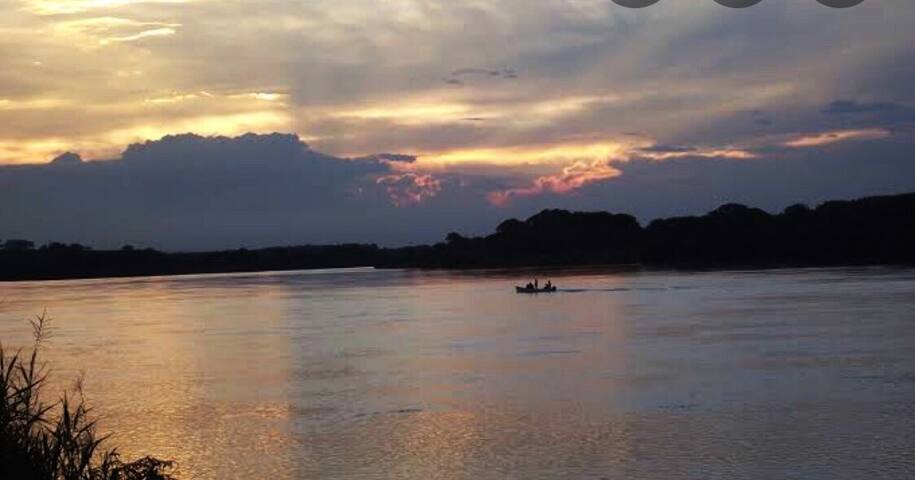 Disfruta del  Río Usumacinta a 100Mt