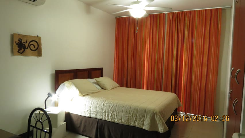 The Mini Suite. Quiet and cozy! - San Pedro Sula - Apartament