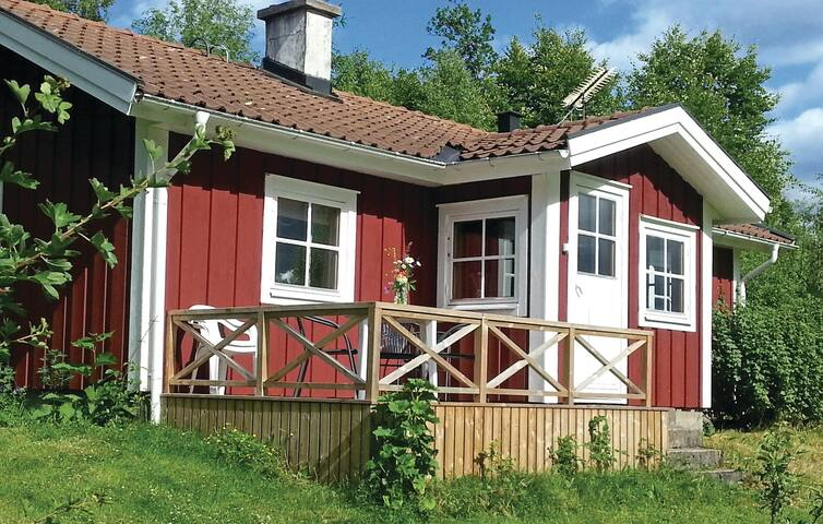 Holiday cottage with 1 bedroom on 65m² in Lidhult