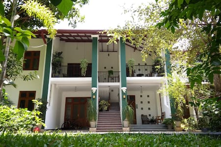 West Dene Double Room - Ground Floor - #T - Negombo - Oda + Kahvaltı