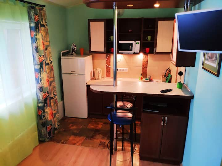 Studio apartment in the center