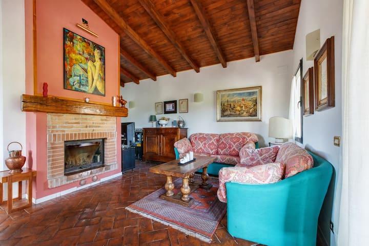"""Appartamento """"La Vigna"""" in Tuscany - Pogi - Dům"""